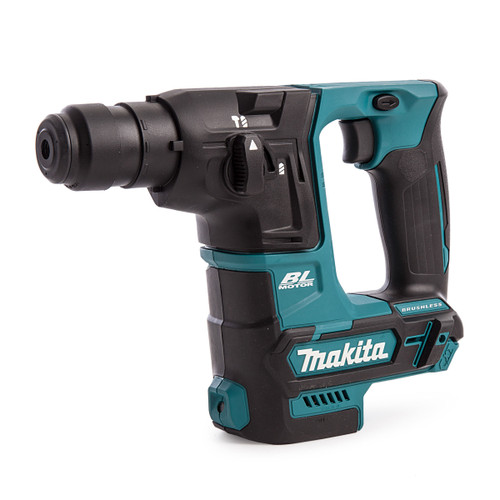 Makita HR166DZ 10.8V CXT Brushless Rotary Hammer 16mm (Body Only) - 3