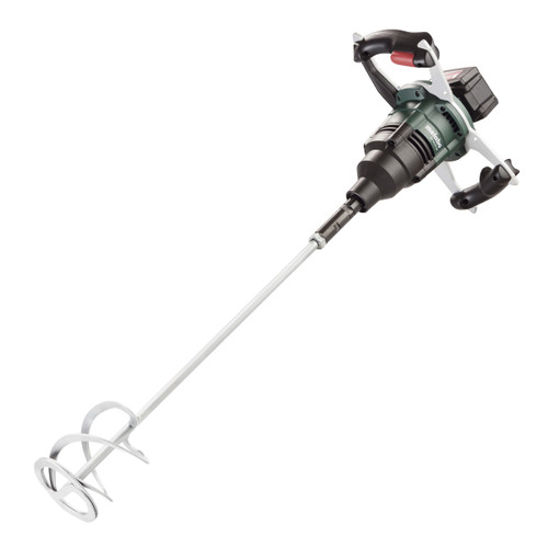 Metabo RW 18 LTX 120 Cordless Mixer with Charger (2 x 5.2Ah Batteries) - 6