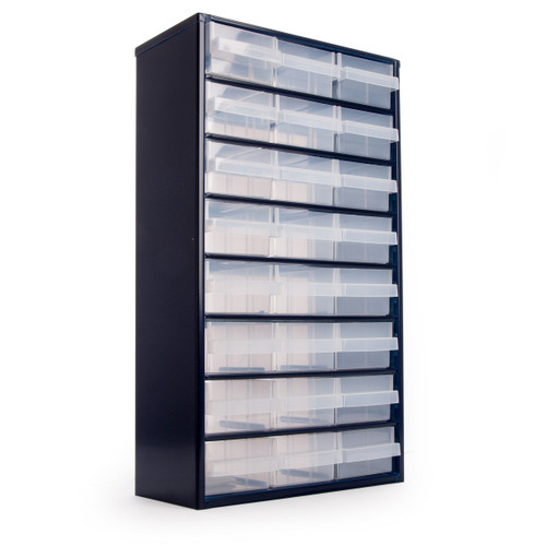 Raaco 137409 Steel Storage Cabinet 24 Drawers (1224-02) - 2