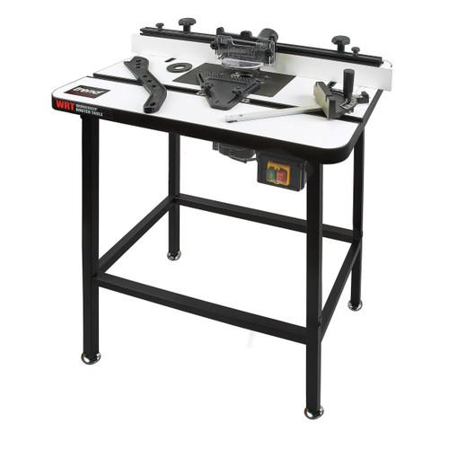 Trend WRT Floor Standing Workshop Router Table 240V - 1