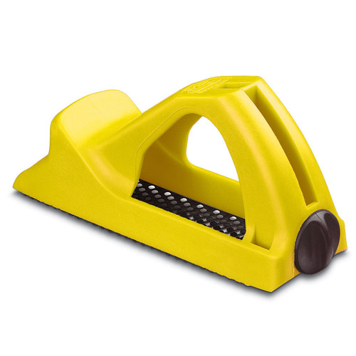 Buy Stanley 5-21-104 140mm Flat Moulded Body Surform Block Plane at Toolstop