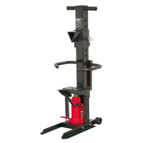 Buy Sealey LS575VH Hydraulic Log Splitter 8tonne 575mm Capacity Vertical Type at Toolstop
