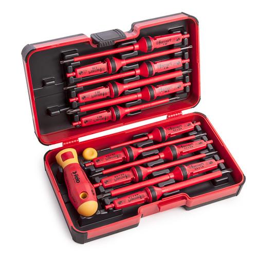 Felo 06391306 14 Piece E Smart Screwdriver Set - 3