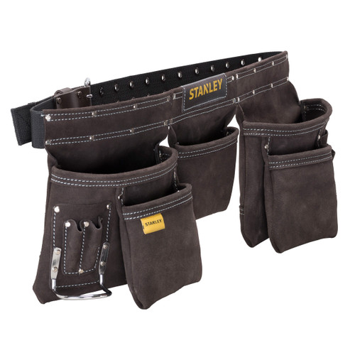 Stanley STST1-80113 Leather Tool Belt / Apron - 5