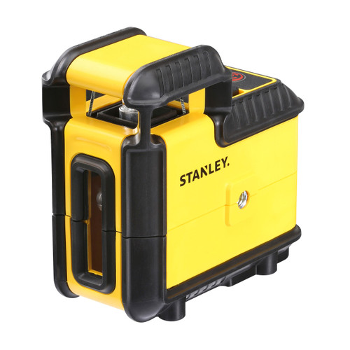 Stanley STHT77504-1 Cross 360 Cross Line Laser Red Beam with Bracket and Pouch - 8