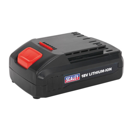 Buy Sealey CP2518LBP Cordless Power Tool Battery 18v 1.3ah Lithium-ion For CP2518L at Toolstop