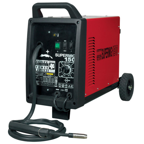Buy Sealey SUPERMIG150 Professional Mig Welder 150amp 240V at Toolstop