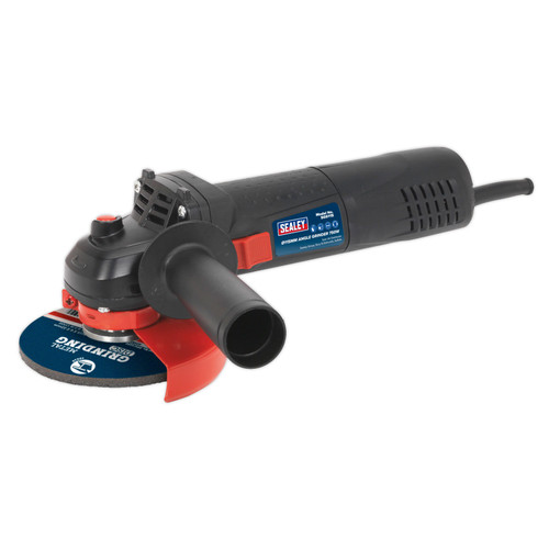 Buy Sealey SGS115 Angle Grinder ∅115mm 750w/240v Slim Body at Toolstop