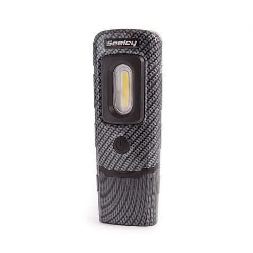 Sealey LED3601CF Rechargeable Inspection Lamp (Carbon Fibre Effect) - 3