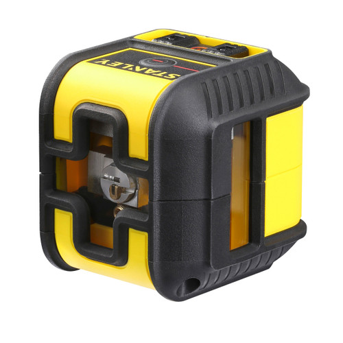 Stanley STHT77502-1 Cross 90 Cross Line Laser Red Beam with Bracket and Pouch - 14