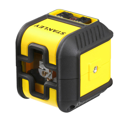 Stanley STHT77498-1 Cubix Cross Line Laser Red Beam with Bracket and Pouch - 14