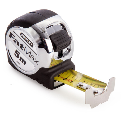 Stanley 0-33-887 Metric FatMax Xtreme Tape Measure with 32mm Blade 5m - 3