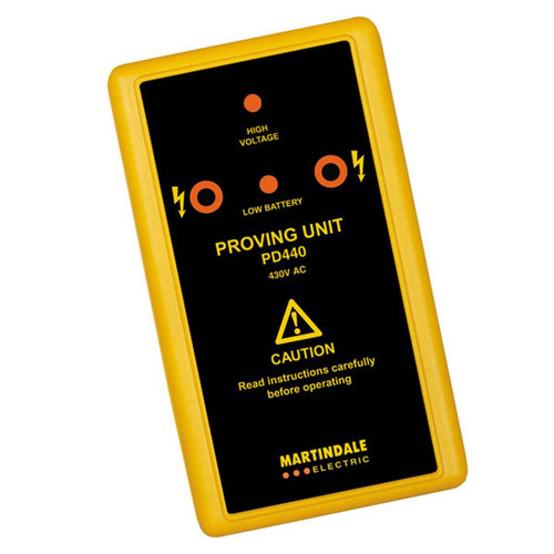 Buy Martindale PD440 440V Proving Device at Toolstop