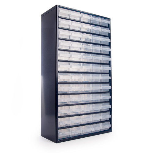 Raaco 137386 Steel Storage Cabinet 60 Drawers (1260-00) - 2