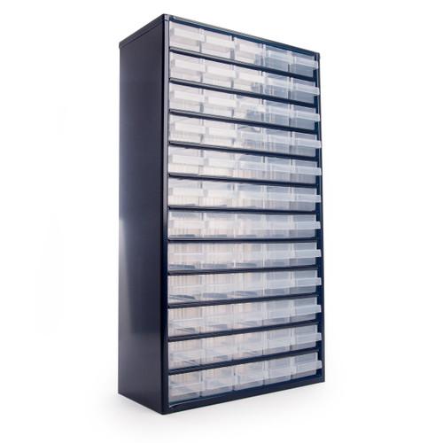 Raaco 137386 Steel Storage Cabinet 60 Drawers (1260-00) - 2