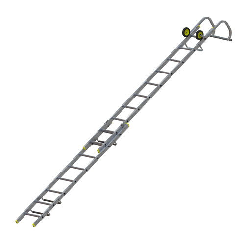 Buy Youngman 576630 Double Section Roof Ladder 3.21 Metres at Toolstop