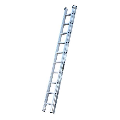 Buy Youngman 570112 Trade 200 2 Section Aluminium Extension Ladder 3.08 - 5.11 Metres at Toolstop