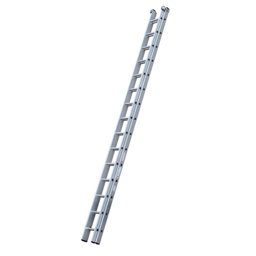 Youngman 570005 DIY 100 2 Section Extension Ladder 4.53 - 8.30 Metres - 2