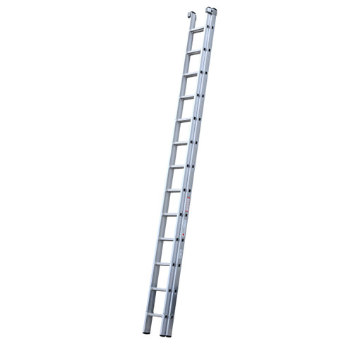 Youngman 570004 DIY 100 2 Section Extension Ladder 3.95 - 7.14 Metres - 2