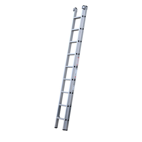 Youngman 570002 DIY 100 2 Section Extension Ladder 2.79 - 4.82 Metres - 2