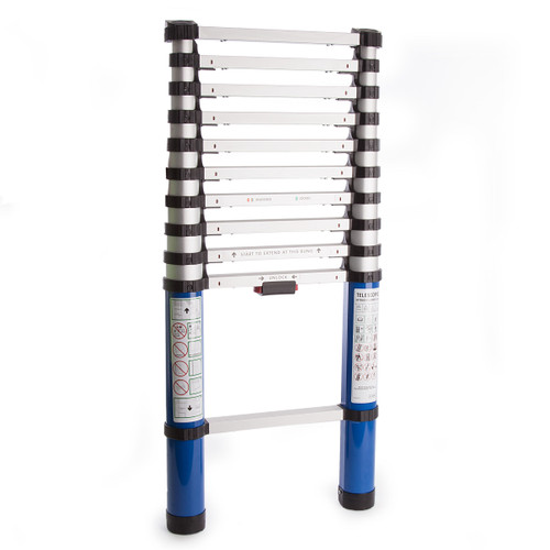 Werner 87032 Telescopic 3.2M Extension Ladder - 2