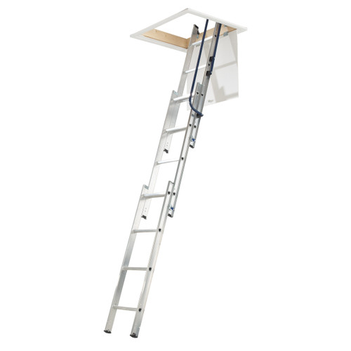 Werner 76013 Easystow Loft Ladder - 1