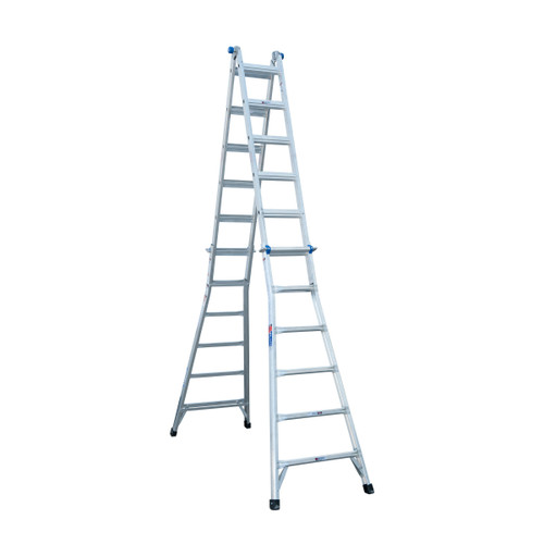 Werner 75056 7.01M Telescopic Combination Ladder MT26 (4x6) - 2