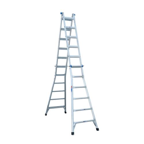 Werner 75056 7.01M Telescopic Combination Ladder MT26 (4x6) - 2
