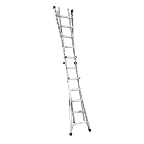 Werner 75055 5.79M Telescopic Combination Ladder MT22 (4x5) - 3