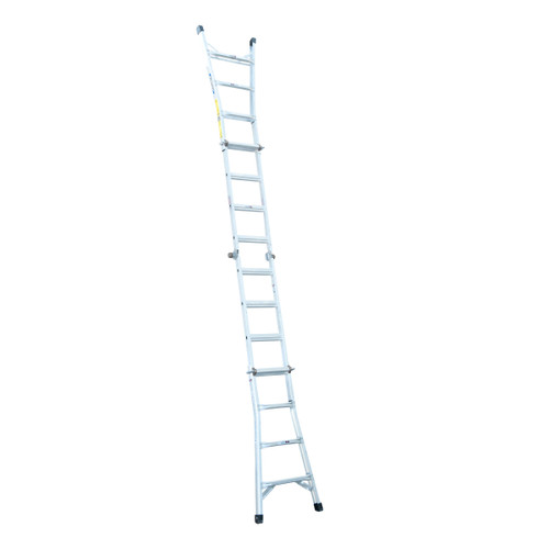 Werner 75054 3.98M Telescopic Combination Ladder MT16 (4x4)  - 3