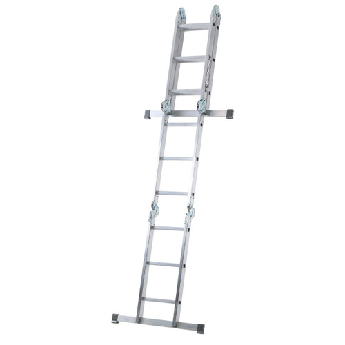 Werner 75010 10 Way Multi Purpose Combination Ladder (4x3) - 5
