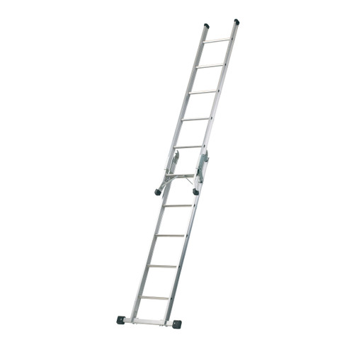 Werner 75005 5 Way Combination Ladder And Platform - 4
