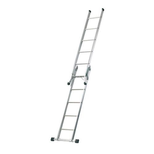 Werner 75005 5 Way Combination Ladder And Platform - 4