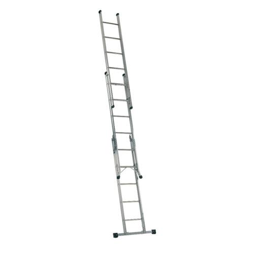 Werner 75004 4 Way Combination Ladder - 5