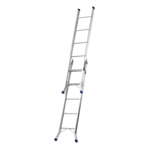 Werner 75003 3 Way Combination Ladder - 2