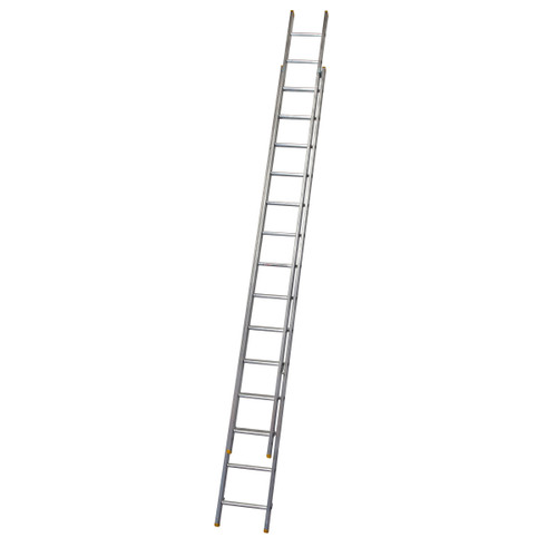 Buy Werner 72241 Double Box Section Extension Ladder 2 x 4.09 Metres (7.15m) at Toolstop