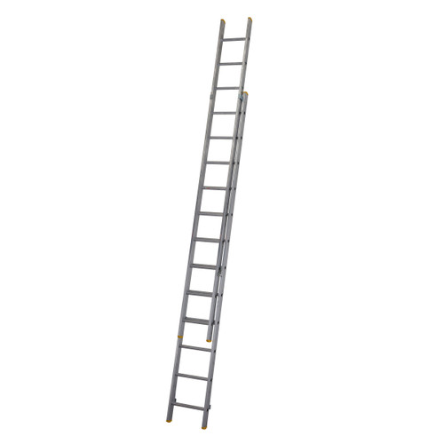Buy Werner 72235 Double Box Section Extension Ladder 2 x 3.53 Metres (6.03m) at Toolstop