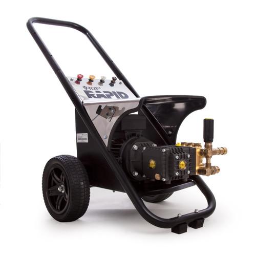 V-TUF Rapid M All Mobile Pressure Washer 100 Bar 110V - 4