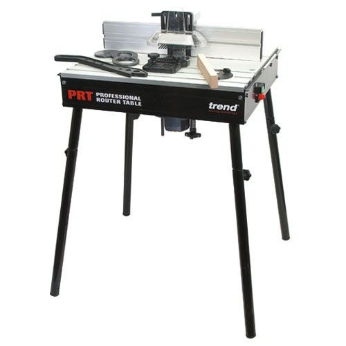 Buy Trend PRT/L Professional Router Table 110V at Toolstop