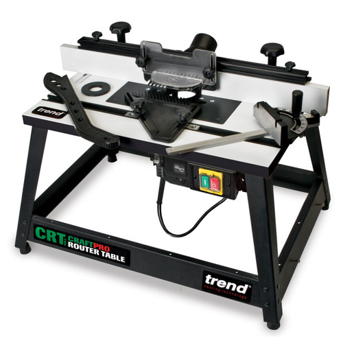 Trend CRTMK3 Craftpro Router Table Mk3 240V - 6