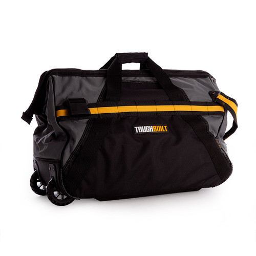 """ToughBuilt CT-170-24R8 24"""" Rolling Contractor Bag and Belt Combo - 1"""