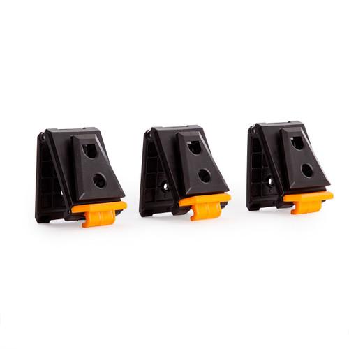 Buy ToughBuilt CT-150 Cliptech Hubs 3 Pack at Toolstop