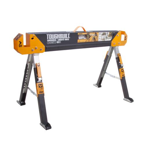 Toughbuilt C650 Saw Horse Adjustable Jobsite Table - 3