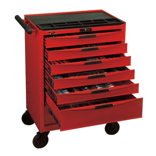 Teng TCMM491N Tool Kit in Roller Cabinet TCW807N (491 Pieces) - 3