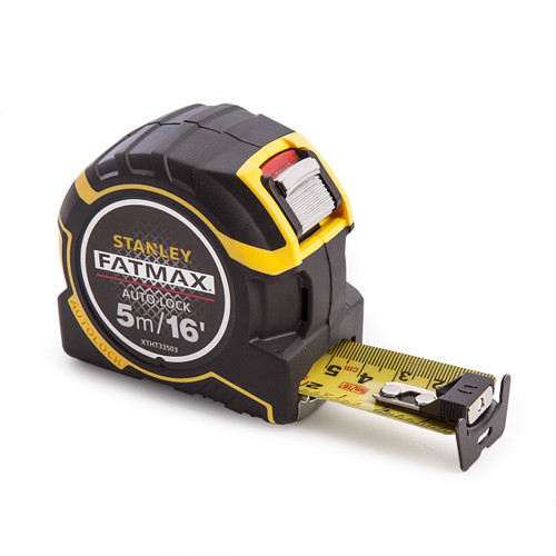 Stanley XTHT0-33503 Fatmax Autolock Tape 5m / 16ft - 3