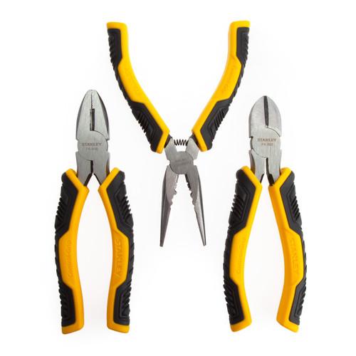 Stanley STHT0-75094 Control Grip Plier Set (3 Piece) - 2
