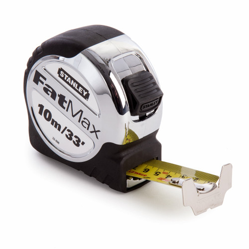 Stanley 5-33-896 Metric/Imperial FatMax Xtreme Tape Measure with 32mm Blade 10m / 33ft - 4