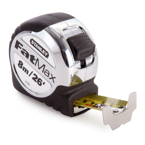 Stanley 5-33-891 Metric/Imperial FatMax Xtreme Tape Measure with 32mm Blade 8m / 26ft - 5