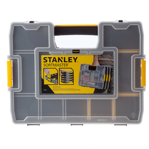 Stanley 1-97-483 Sort Master Junior Seal Tight Professional Organiser - 3