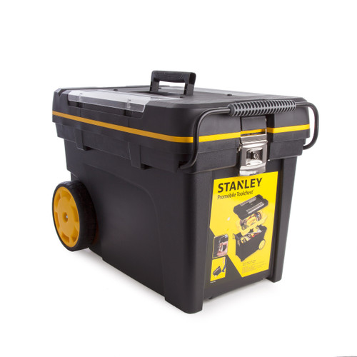 Stanley 1-92-902 Professional Mobile Tool Chest - 4